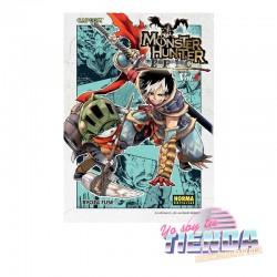 Monster Hunter Epic, Manga...
