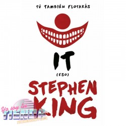 It, Stephen King, DeBolsillo