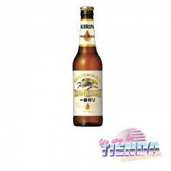 Cerveza kirin Ichiban...
