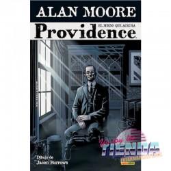 Providence, El Miedo que...