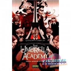 The Umbrella Academy 1:...