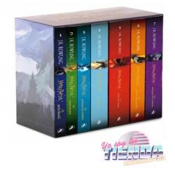 Estuche Harry Potter, J.K....