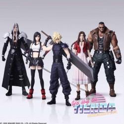 Pack Figuras, Final Fantasy...