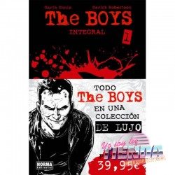 The Boys Integral Nº1