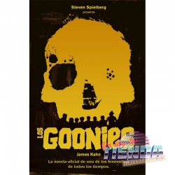 Los Goonies, James Khan