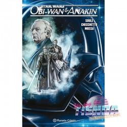 Star Wars Obi-Wan & Anakin...