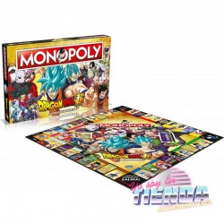 Monopoly Dragon Ball Super...