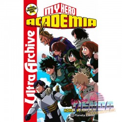 My Hero Academy Ultra Archive