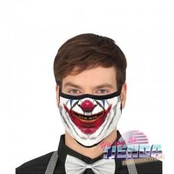 Mascarilla Reutilizable Joker