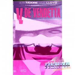 V de Vendetta Cartone 3ª...