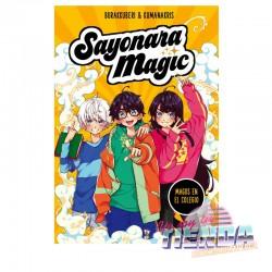 Sayonara Magic 1: Magos en...