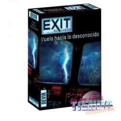 Exit :  Vuelo Hacia  lo...