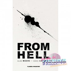 From Hell, Alan Moore