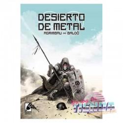 Desierto de Metal, Diego...