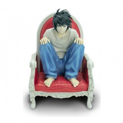 Figura L, Death Note, Statue