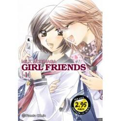 Girl Friends Nº1, Milk...