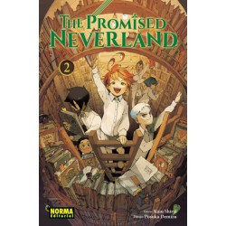 The Promised Neverland Nº2
