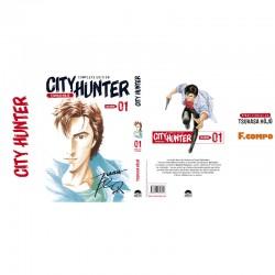 Manga City Hunter nº1,...