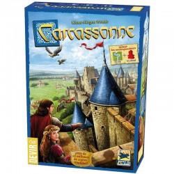 Juego Carcassonne, Basico
