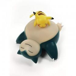 Lampara Pikachu y Snorlax,...