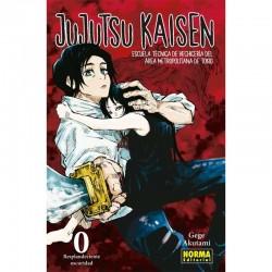 Jujutsu Kaisen 0, Gege Akutami