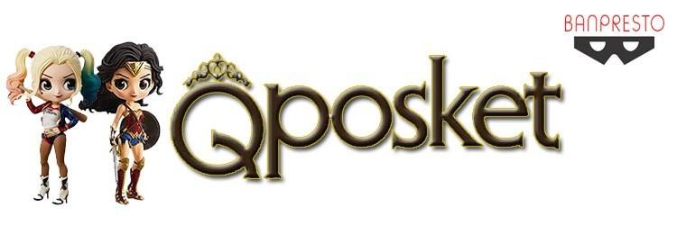 Figuras QPosket fabricadas por Banpresto desde Japon